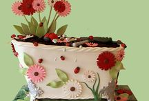 cakes -- whimsical