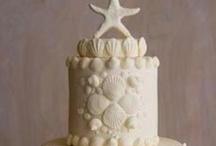 cakes -- beachy