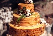 cakes -- wood