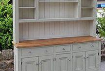 Furniture Redo Ideas / by Shelia Scherer