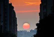 Sunrise | Sunset / Beautiful sunrises and sunsets around the world / by Jane Peters - Los Angeles Real Estate