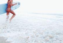 Sun, Surf, Tan