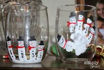 Baby it's cold outside..Crafts / by Meagan Valentine