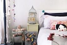 Girl Room Inspiration / by Kristan Carroll