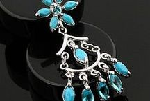 Body Jewelry, Rings, Necklaces, Bracelets / Our Body Jewelry is of exceptional quality and always at a great price. At Gone Blue we offer Belly Rings, Body Jewelry, Bent Barbells, Labret Studs, Captive Bead Rings, Tongue Rings, Belly Button Rings, Dangle Navel Jewelry, Top Down Navel Charms, Logo Rings, Nipple Rings, Nostril Rings, Piercing Tools, Plugs, Flares, Surface Barbells, Piercing Retainers, Eyebrow Rings, Labrets, everything you need is all here.