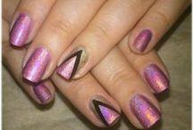 my nails / I show nails and creations on my blog. http://unalomuzesalapfokon.blogspot.hu/