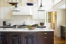 Dream a Little Dream Home: Kitchen / Kitchens I am in love with :-) / by Kayleigh Galletto