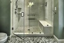 Dream a Little Dream Home: Bathrooms / Dreamy steamy bathrooms! / by Kayleigh Galletto