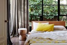 BEAUTIFUL BEDROOMS / Bedroom inspiration