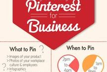 FOCUS on Pinterest / Collection of infographics that focus on Pinterest / by Rika Ng