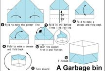 Origami Ideas / Origami Ideas / by Rika Ng