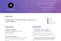 My Portfolio #UX #UI #Freelance #Design / A collection of my latest portfolio work as a Freelance UX / UI Designer
