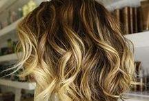 Hair Love / Hair style ideas / by Kelly Schultz Wilson