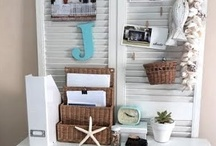 {Organize it.} / Trying to be more organized!! So these are helpful ideas, tricks, tutes etc.