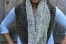 Cowl Inspiration / A few cowls that I love.... / by Ashley @ A Crafty House