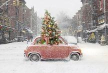 christmas fun & good winter cheer / by Marion Elissalde