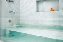 Bath design / by Colleen Clark