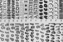 joseph churchward / type designer