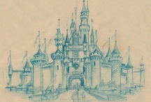 Disney Obsession / by Erica Fredholm