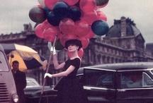 audrey hepburn  / I adore Audrey Hepburn. Actress, beautiful and graceful. Fashion and a humanitarian icon.