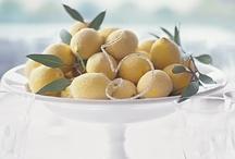 Navy and Lemon