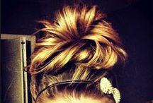 Hair Styles & Tips / by Mickenzie Robus
