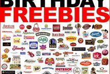 FREE-bies! / by Audra Omlie