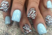 All Things Nails / by Mickenzie Robus