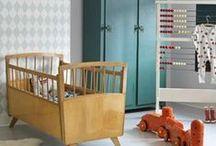 baby room / by Kim van Renswouw