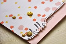Cards/Gift Wrapping/Wording/Invites/Stamping / Creative ways to wrap gifts, how to decorate greeting cards, card and invite wording ideas / by Audra Omlie