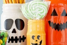 We ♥ Halloween! / Feel like a kid again. Join in on the fun with these special and spooky Halloween recipes and crafts. Happy Haunting! / by Right@Home