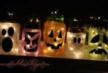 Halloween Decorations / Decorating ideas for Halloween potluck / by Mary Bunn