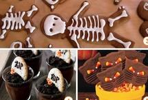 Halloween Potluck / Recipe ideas for Halloween potluck / by Mary Bunn