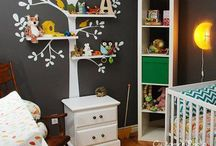 Home - Kids Rooms / by Audra Omlie