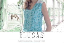 Be animal-Blusas (primavera/verano 13) / Nonapapallona, Be dressferent. www.nonapapallona.com