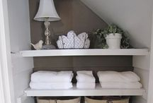 Organization & cleaning / by Desirae Ball