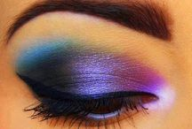 Being a Girl! - Makeup / by Audra Omlie