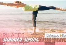 Workout Videos (Pilates, Yoga, etc.) / by Ruth Deaton