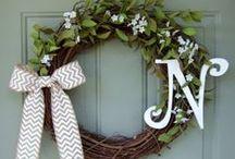 Wreaths / by Genia
