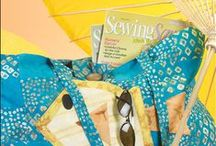 """Sewing Mends the Soul / """"Sewing: A creative mess is better than tidy idleness. """"  ~Author Unknown  This board is all about the arts and crafts of sewing."""