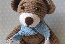 Crochet - Kids / by Audra Omlie
