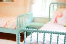 Shared kids room / by Emily Van Wagoner