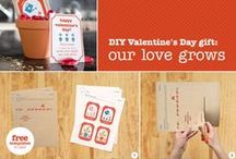 Valentine's DIY / Recipes, crafts and fun activities to make your Valentine's Day memorable! / by Right@Home