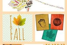 ThankFALL / This board is all about Thanksgiving and Fall season. Truly, I am thankful!