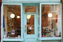 Future Store Ideas / When I open my own shop... // melissasantiques.net