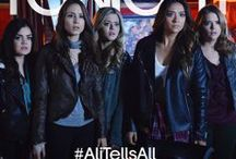 Pretty Little Liars Spring Finale Countdown / We Can't Wait! #PLL