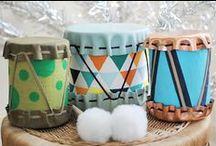 Crafts for kids / by Delaney Graves