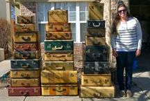 My Finds / The goodies I pick up on my junkin' adventures // melissasantiques.net