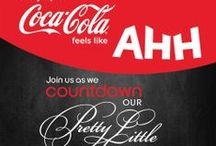 PLL AHH Moments / AHH is the indescribable feeling you get from a sip of Coca-Cola. Here are all of our AHH Moments from PLL!