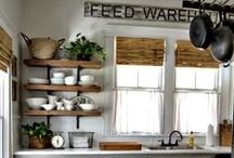 For The Kitchen & Dining Area